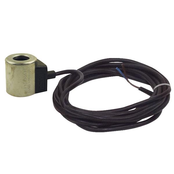 Magnet 24V wire Längd 5,5m HACO