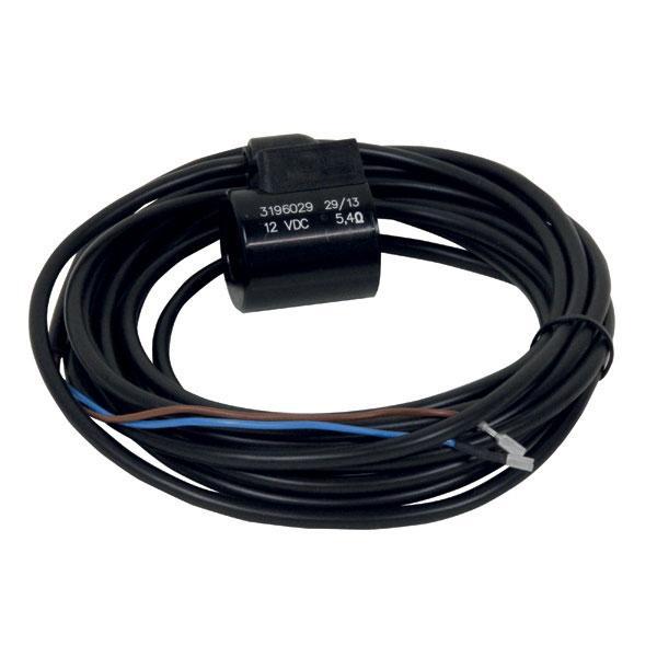 Magnet 12V wire Längd 4,55m Hydac