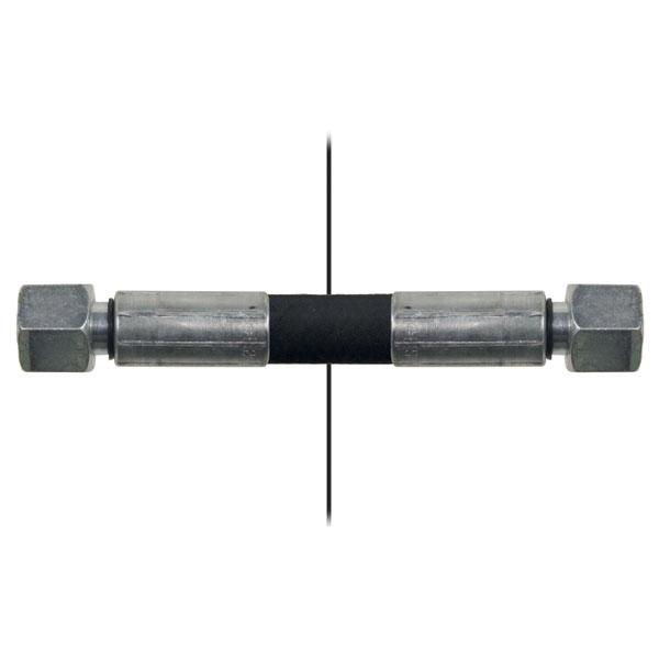 Slang med invändig gänga=10L/gänga =10L - Längd 1800mm