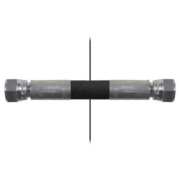 Slang med invändig gänga=9/16 / gänga =9/16 - Längd 550mm HACO