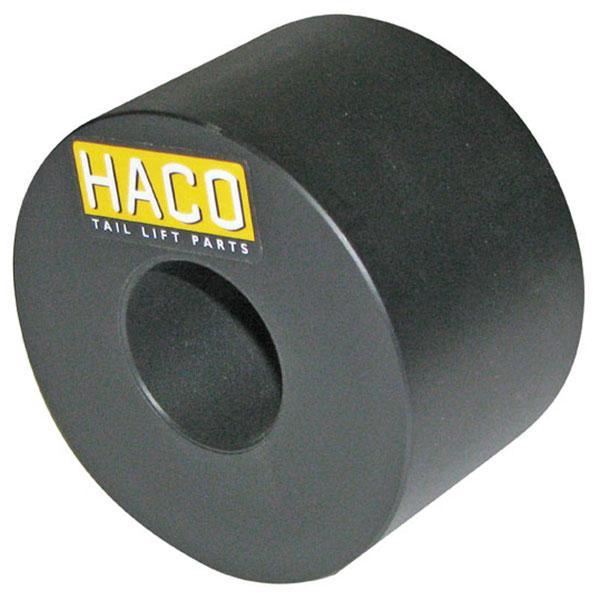 Stödhjul / Brygghjul Ø90/30-57mm HACO