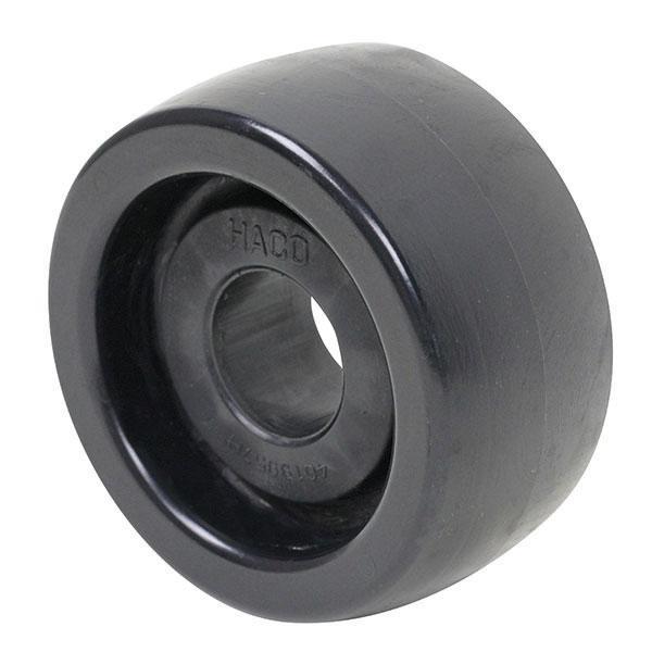 Stödhjul / Brygghjul Ø100/30-50mm HACO