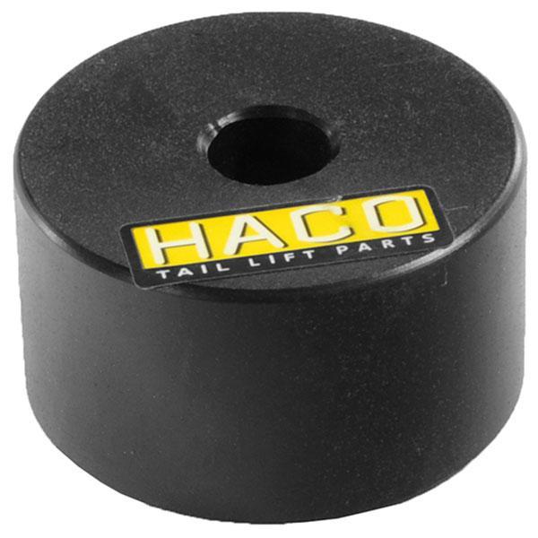 Stödhjul / Brygghjul Ø50/12-28mm HACO
