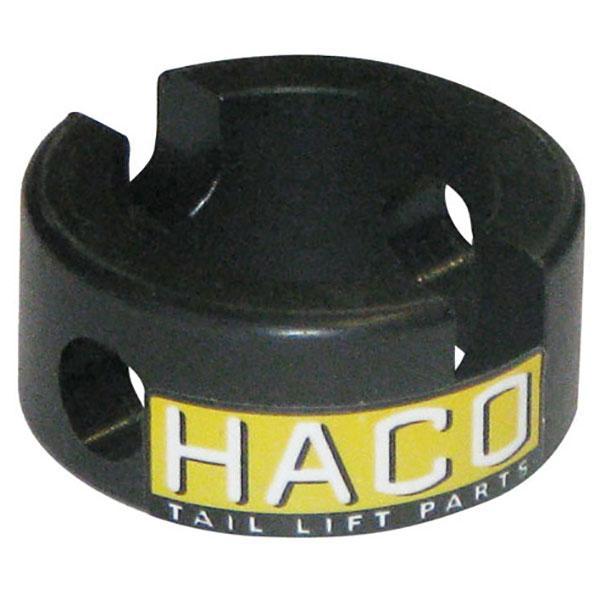 Ring Stödhjul / Brygghjul Ø25mm HACO