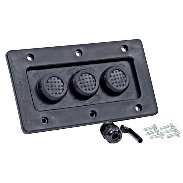 External control 3-button HACO