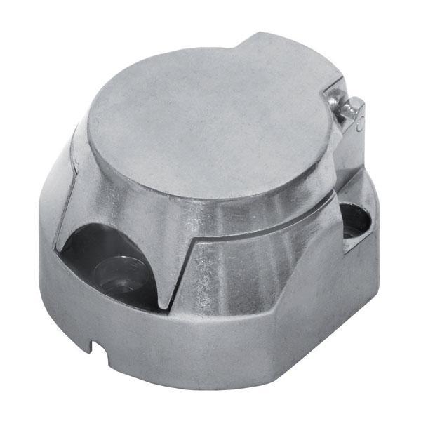 Connectorbox 7-pole aluminium HACO