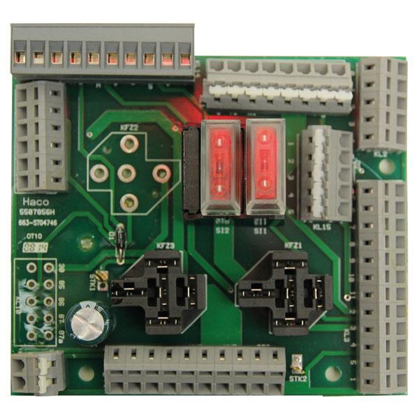 Kretskort (PCB) 10820 HACO