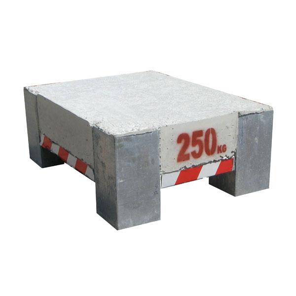 Test weight 250kg HACO