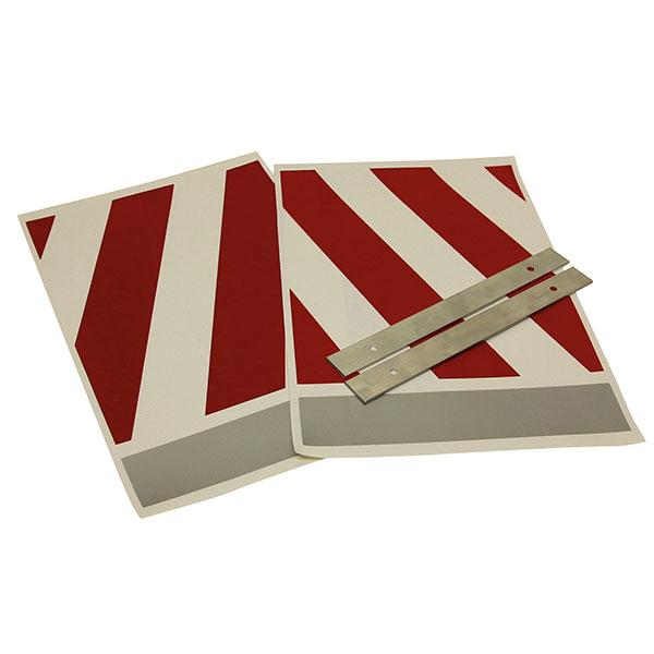 Set of flags CE neutral HACO