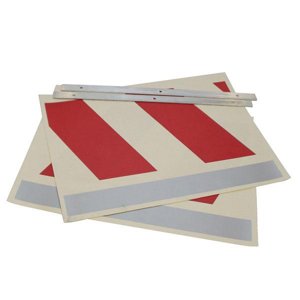 Set warning flags red/white BE HACO