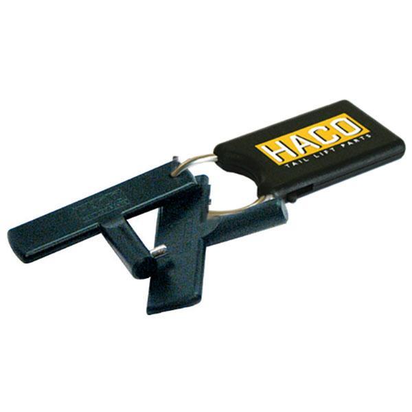 Set keys battery switch Old model HACO