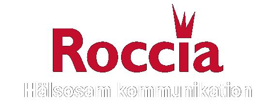Roccia - Hälsosam kommunikation