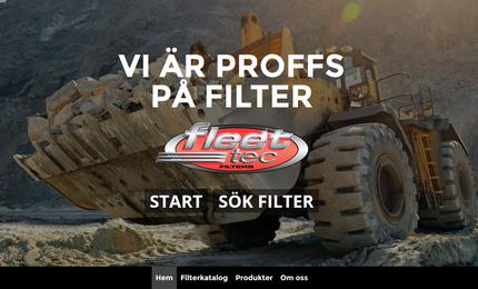 Fleet Tec - alla filter