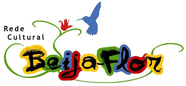 "Dette er logoen til vår samarbeidspartner Kolibri Brasil  ( på portugisisk: ""Rede Cultural Beija-Flor"")"