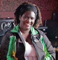 Fabiana Candido, administrasjonskoordinator ved Kolibri Brasil.
