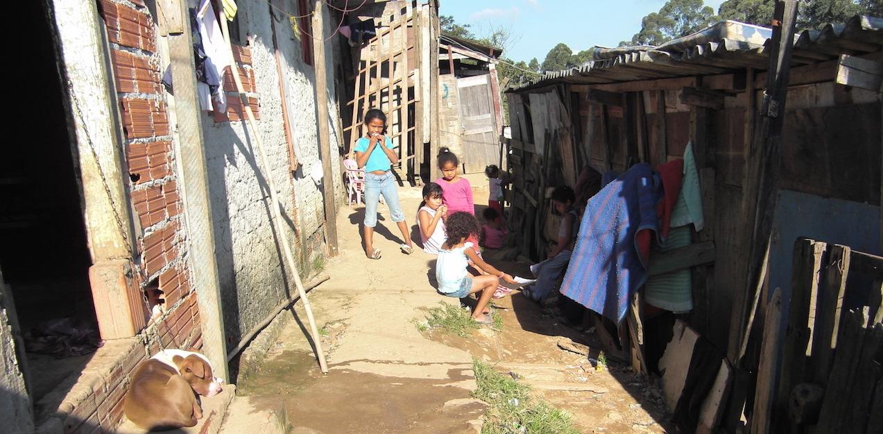Favela i Sitio Joaninha
