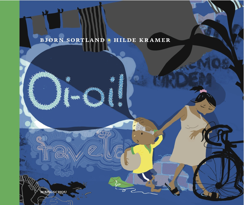 "Billedboken ""Oi Oi!"" (48 sider)"