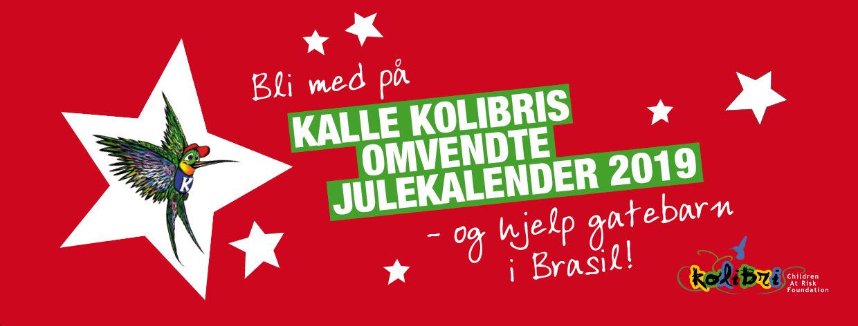 Kalle Kolibris Omvendte Julekalender