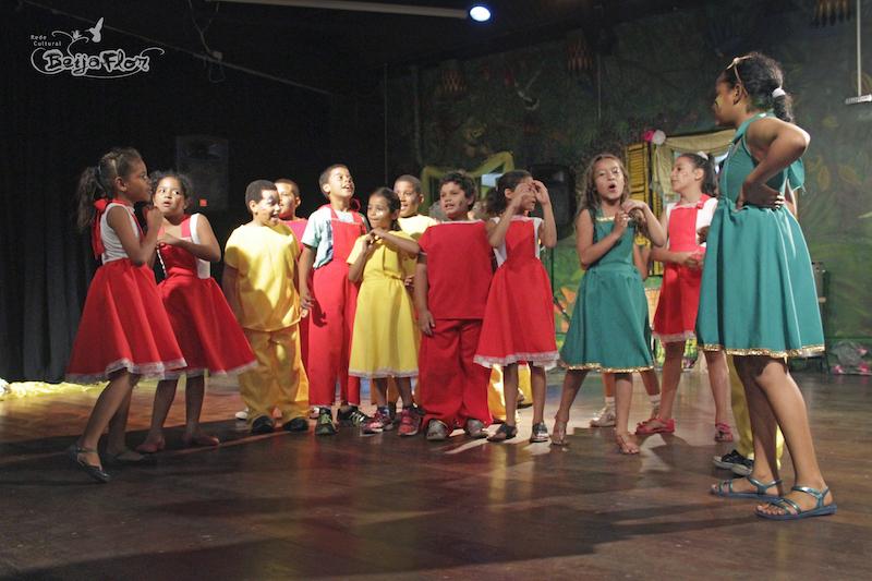 Teater- og dramaundervisning