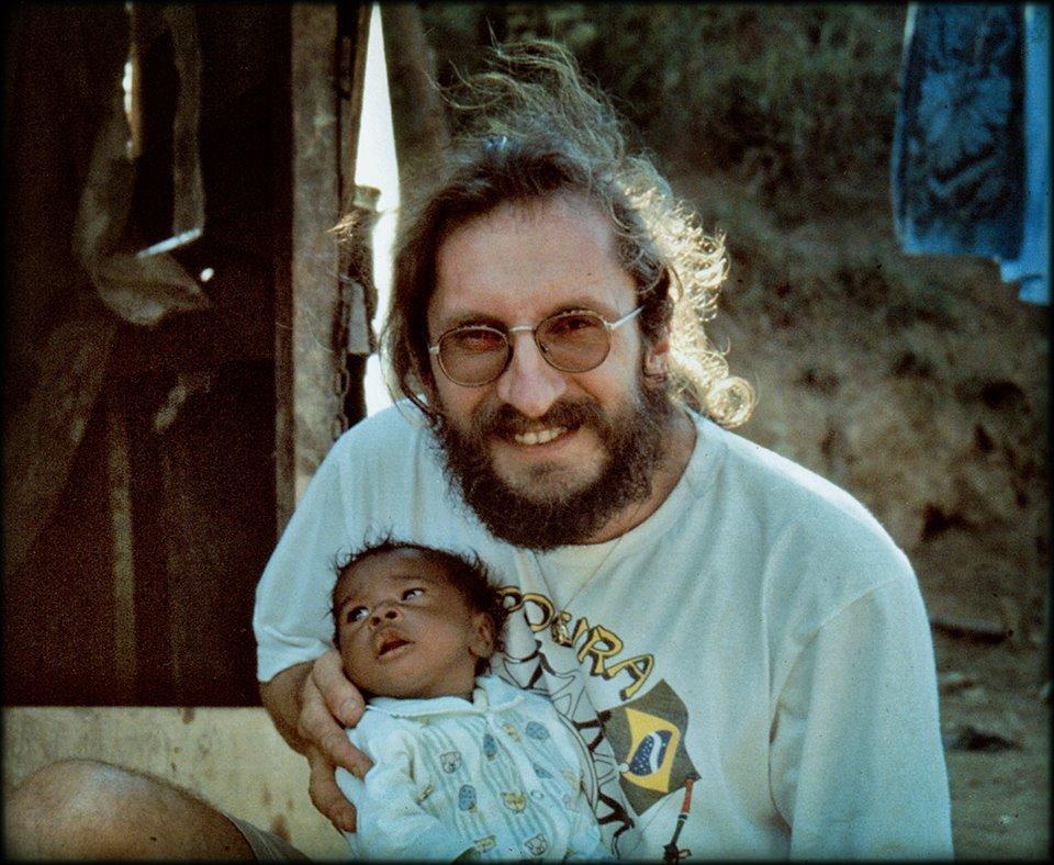 Vando kom til Gregory som baby for 20 år siden.