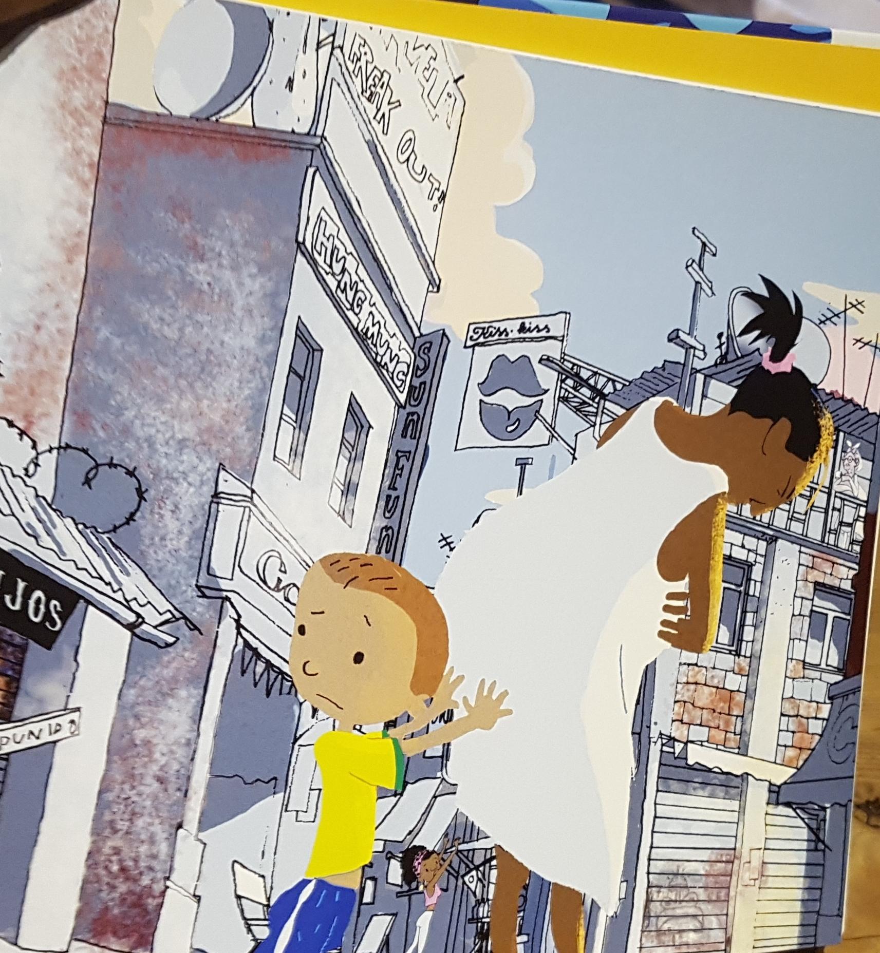 En av flere ilustrasjoner fra boken.