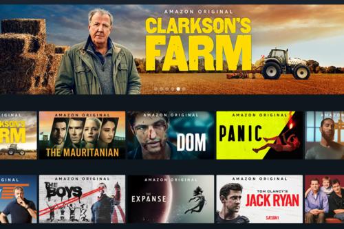 Amazons egne serier bliver promoveret mest på tjenesten, men det er også noget af det bedste i det forholdsvis begrænsede udbud.