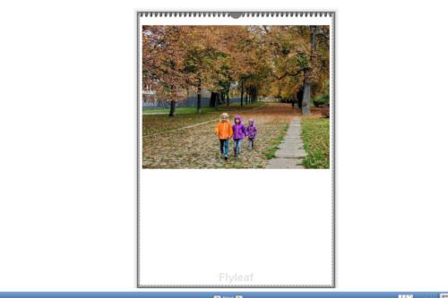 Brugergrænsefladen i Foto.com ligner noget, der kunne være lavet for 20 år siden.