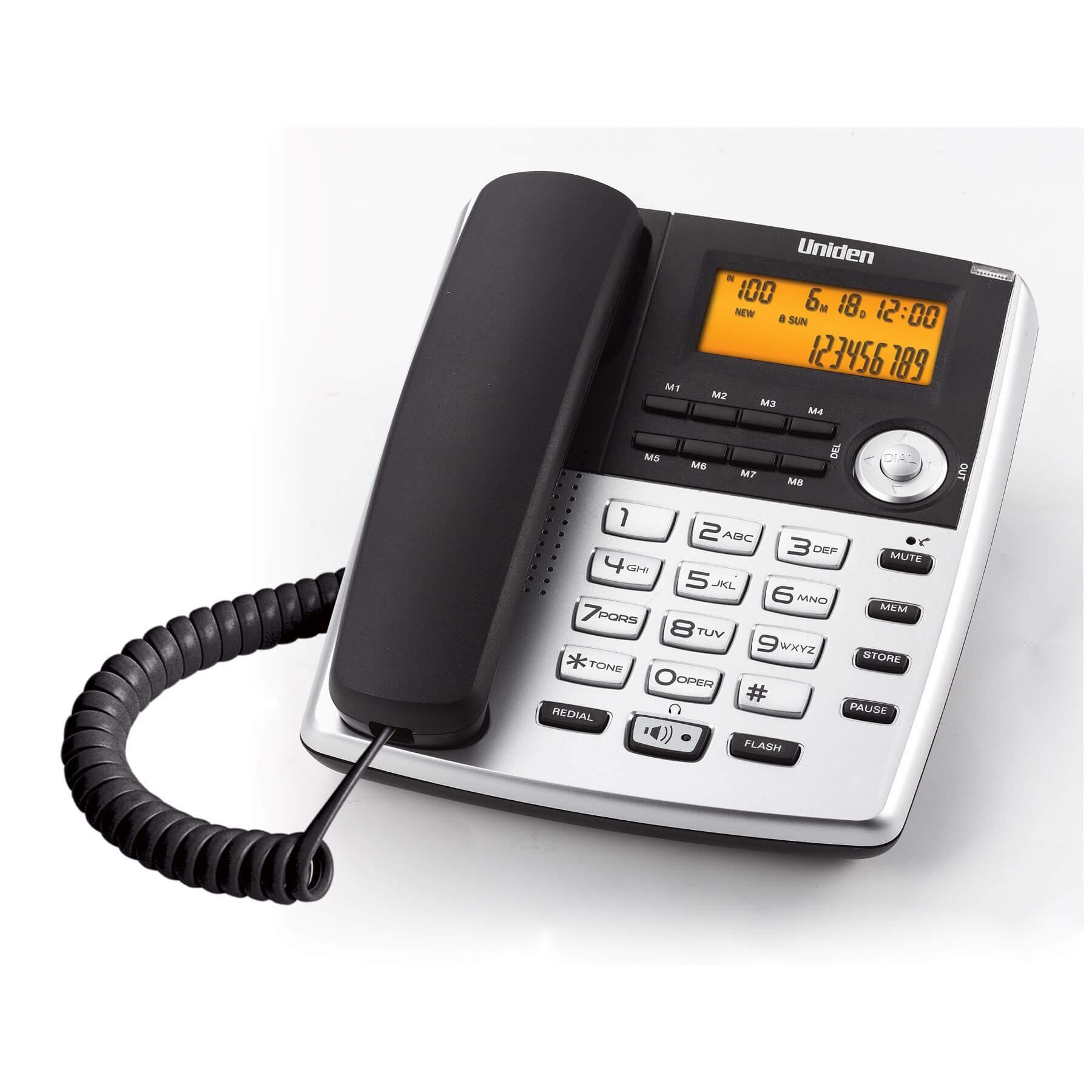 טלפון סטרליין שולחני צג