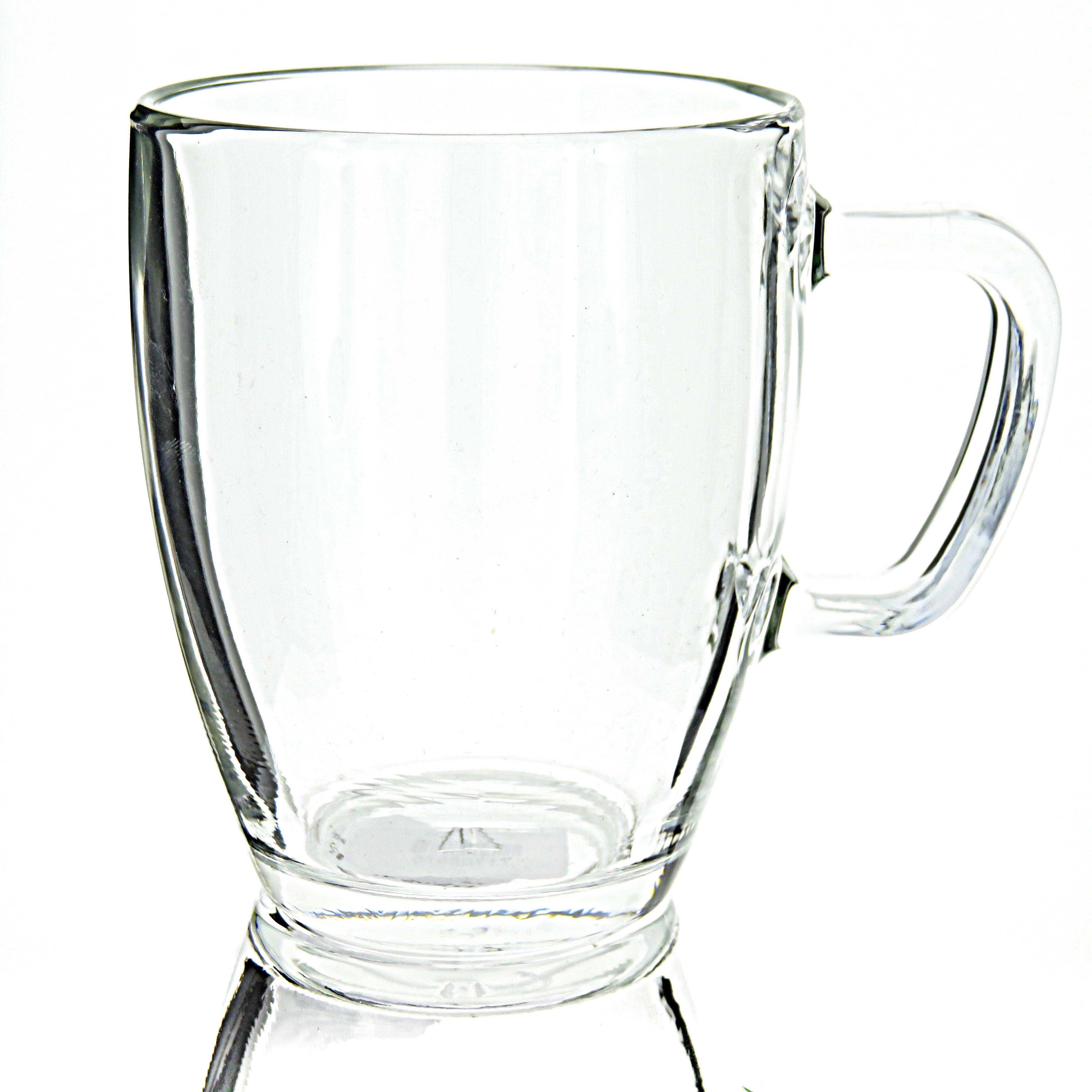 כוס מג זכוכית פריז