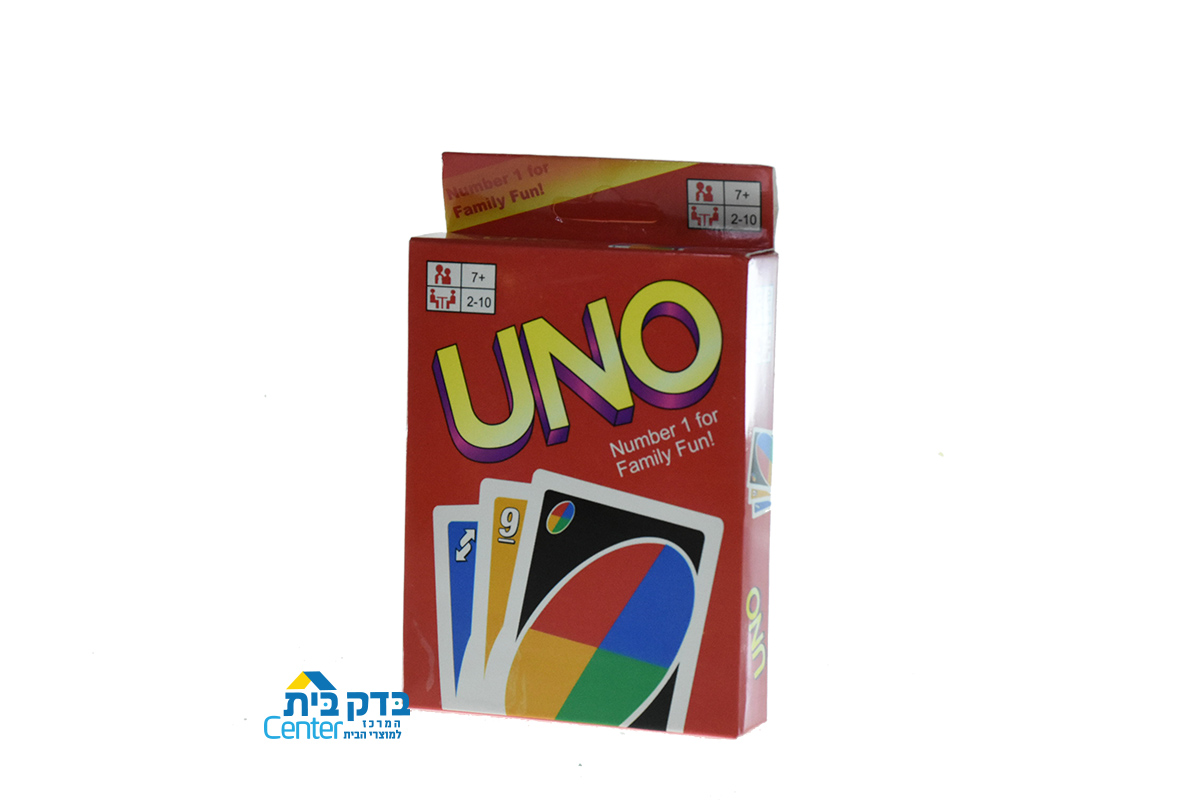 UNO משחק קלפים ZD463