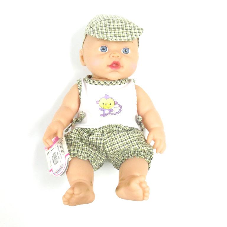 בובה תינוק קסקט ZD470