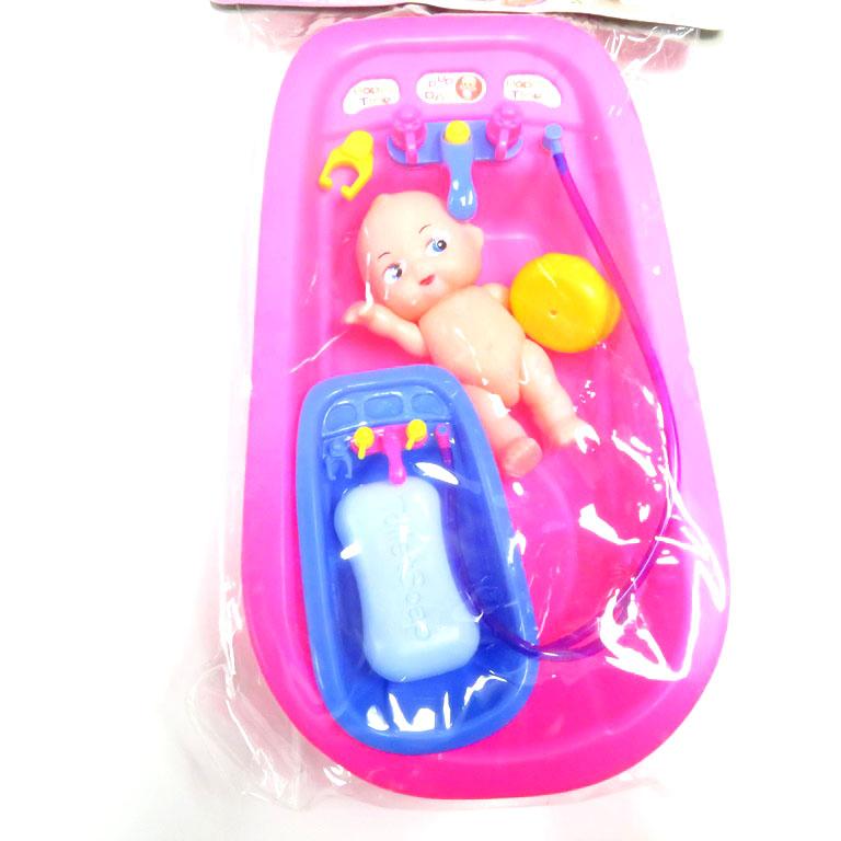 בובה אמבטיה ZD428