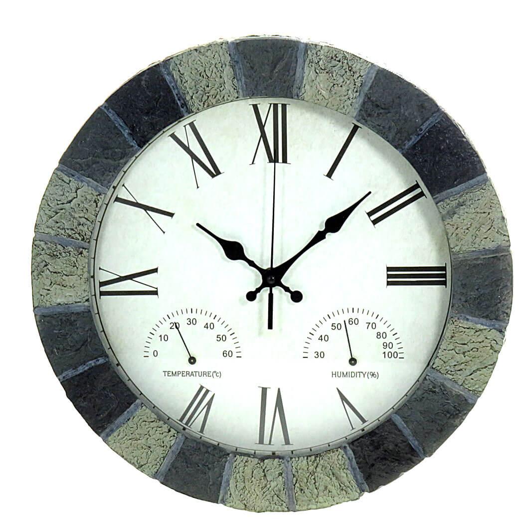 שעון קיר חרסינה ZE084