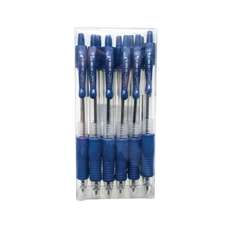 עט קוברה לחצן 12 יח
