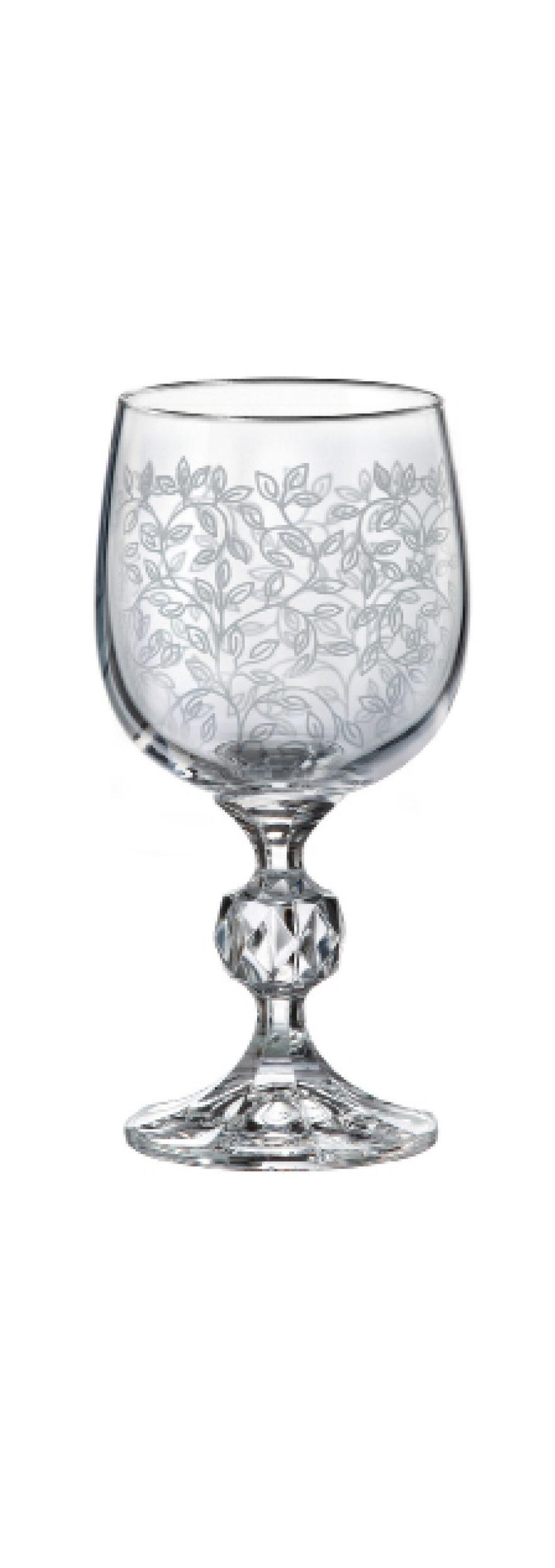 כוס קריסטל STERNA כסף 230 ששיה