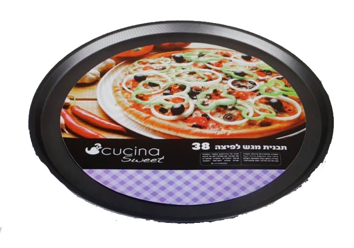 תבנית טפלון לפיצה