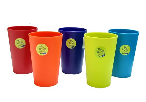 כוס פלסטיק איכותית
