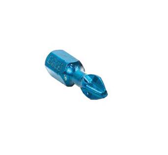 ביט כחול 25 ממ PZ-2