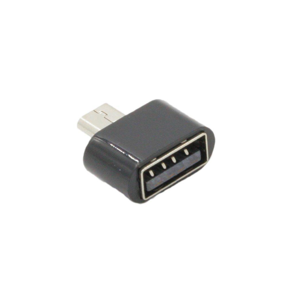 מתאם OTG מיקרו ל- USB