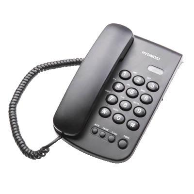 טלפון יונדאי שולחני דקורטיבי