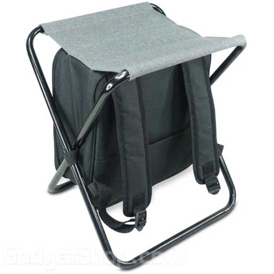 כסא מתקפל + צידנית