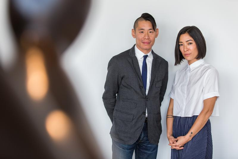Biennial curators Christopher Lew and Mia Locks. Courtesy: Whitney Museum