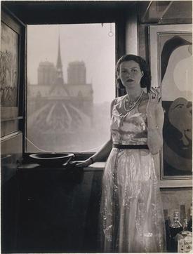Peggy in Paris
