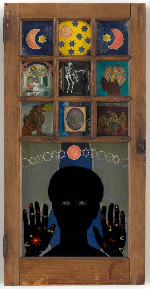Betye Saar, Black Girl's Window, 1969 © 2019 Betye Saar, courtesy the artist and Roberts Projects, Los Angeles. Digital Image © 2018 The Museum of Modern Art, New York.