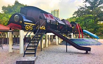 Tiong Bahru Adventure Playground