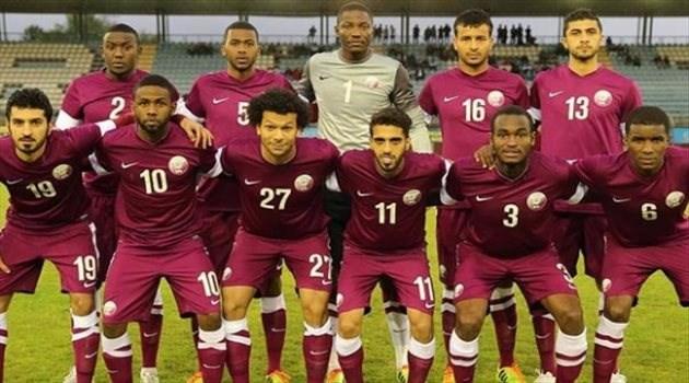 نتيجة بحث الصور عن منتخب قطر
