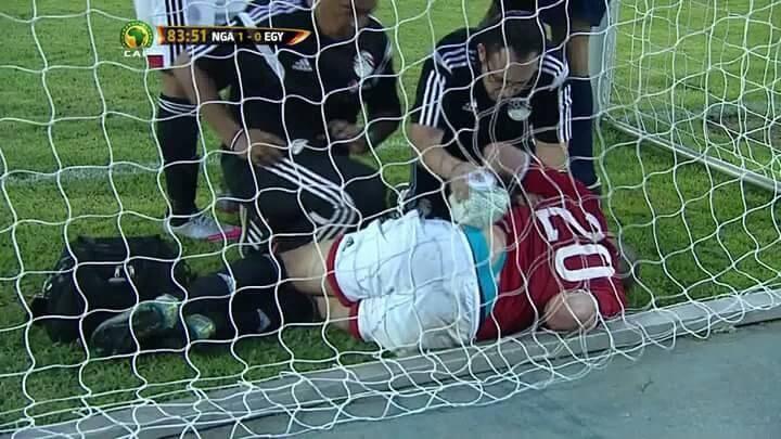 Image result for مصر نيجيريا حمادة طلبة