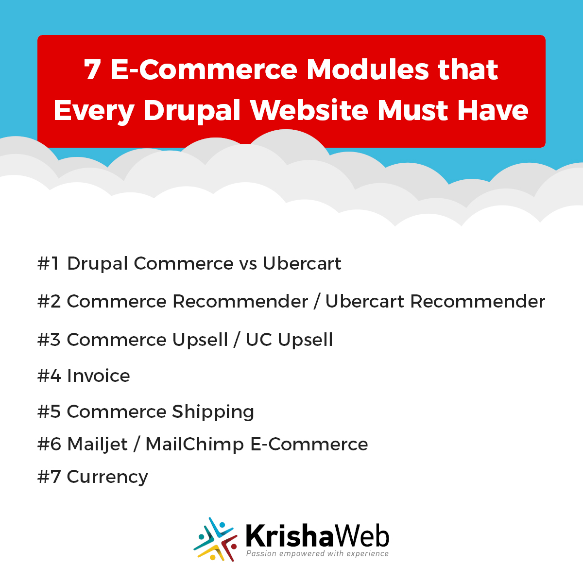 7 E-Commerce Modules that Every Drupal Website Must Have