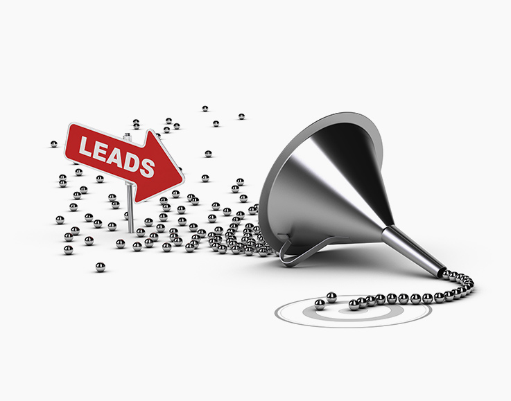 sale and lead generate services