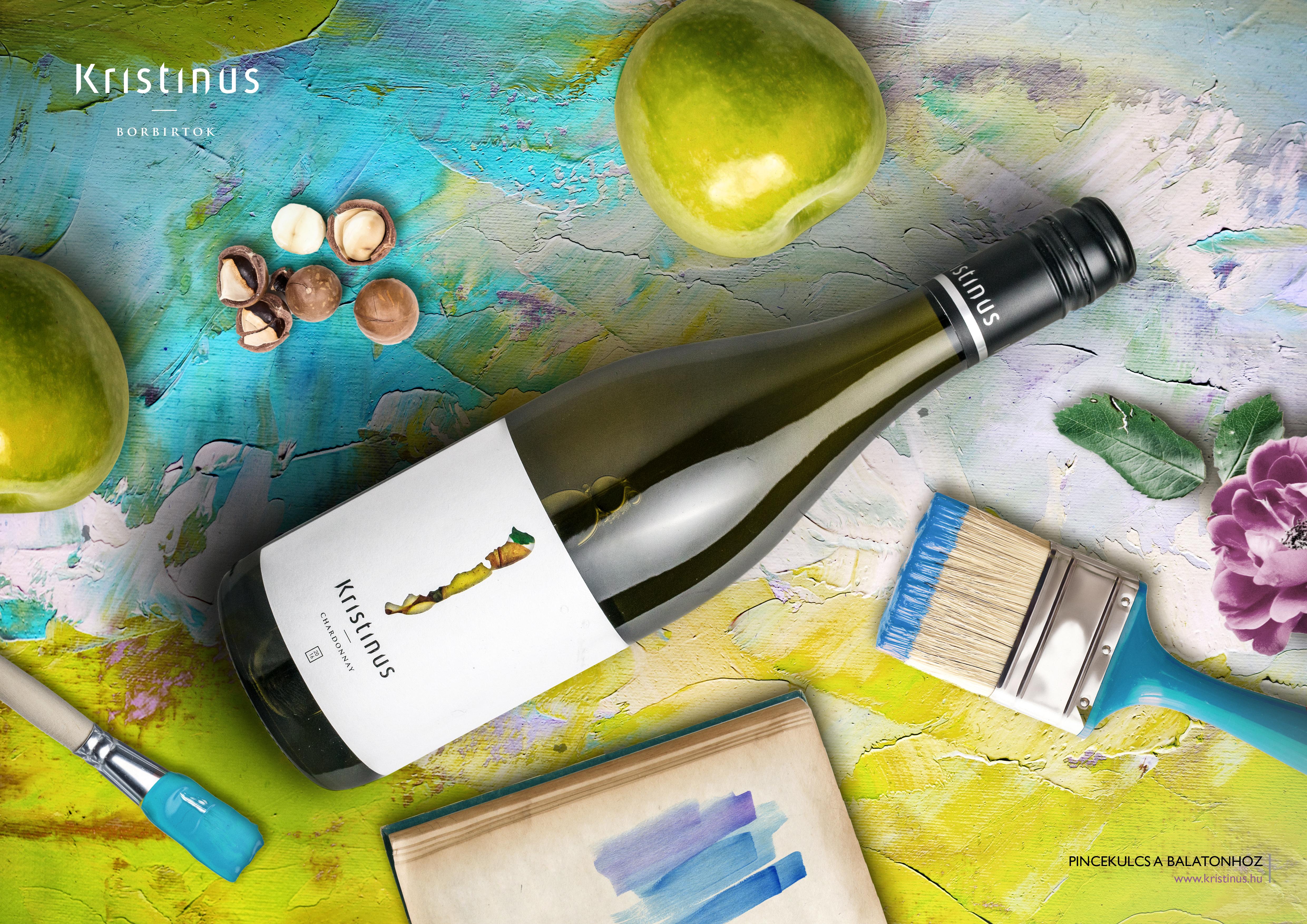 Chardonnay fekvo branding